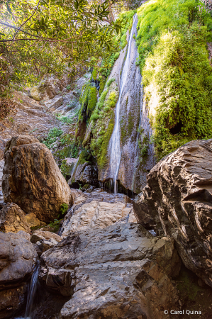 Rose Valley Waterfall