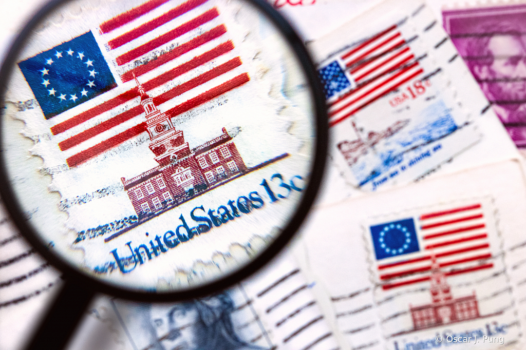Keep Your Eye on the Grand Old Flag…