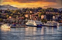 Corfu, Early Morning