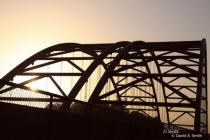 Bridge at Sunset 1