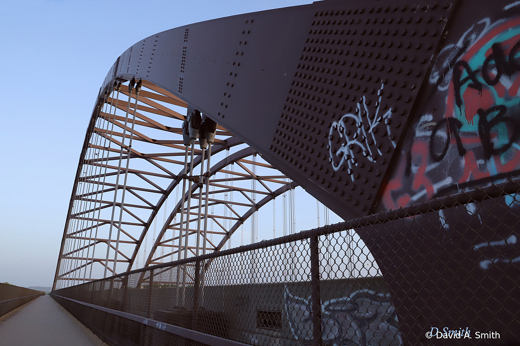 Bridge At Sunset 2