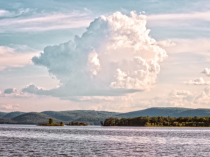 Cloud Over Quabbin