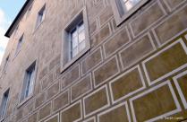 Prague Castle Wall