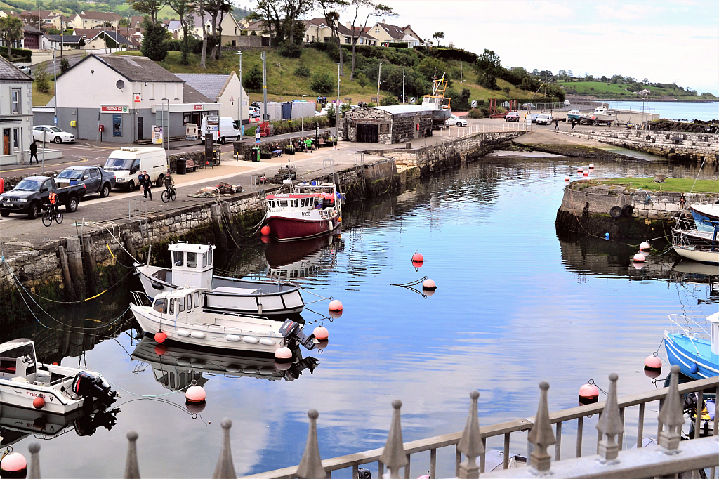 The Harbour at Carnlough