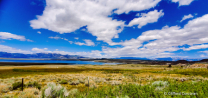 Crowley Lake on a Summer Day