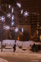 Christmas Lights in Montreal