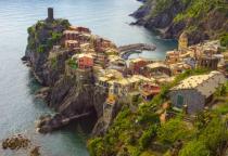 A Village in Cinque Terre