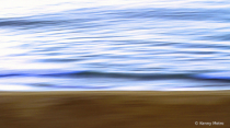 Ocean Blur
