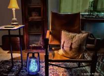 safari chair by light
