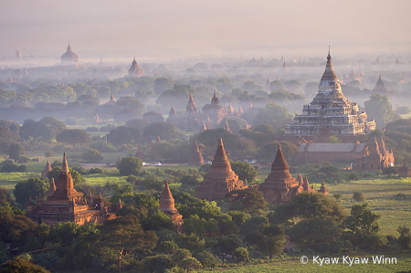 Bagan, Our Native Land