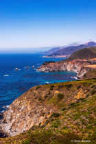 Big Sur - Where Sea Meets Land and Sky