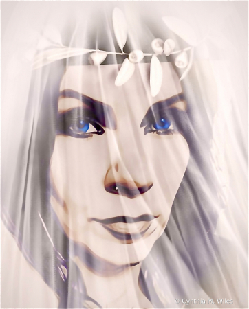 Blue Eyed Bride