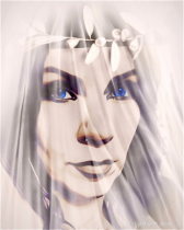 Blue Eyed Bride