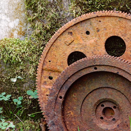 Abandoned Gears