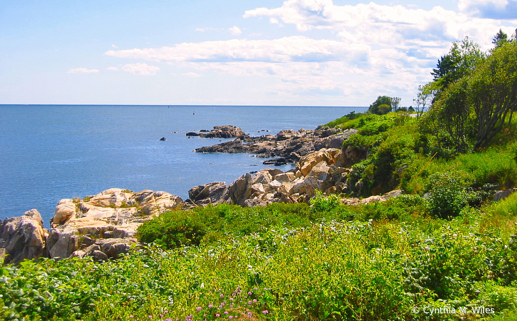 Kennebunkport Coastline