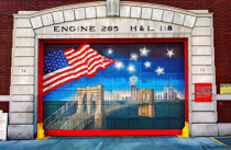 Engine 205