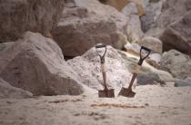 Two Shovel