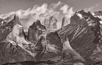 Torres del Paine Peaks