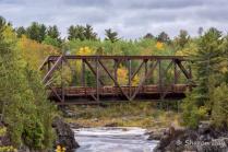 Bridge over the Thomson River