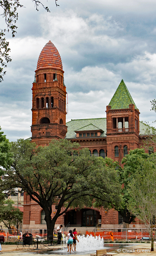 Old Bexar County Courthouse