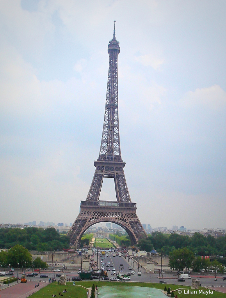 Eiffel Tower, Paris, France - ID: 15834434 © Nada Mayla