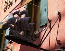 Ship shop shadows, Venice IT