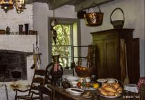Antebellum Kitchen