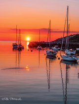 Sunrise at Rockport Harbor