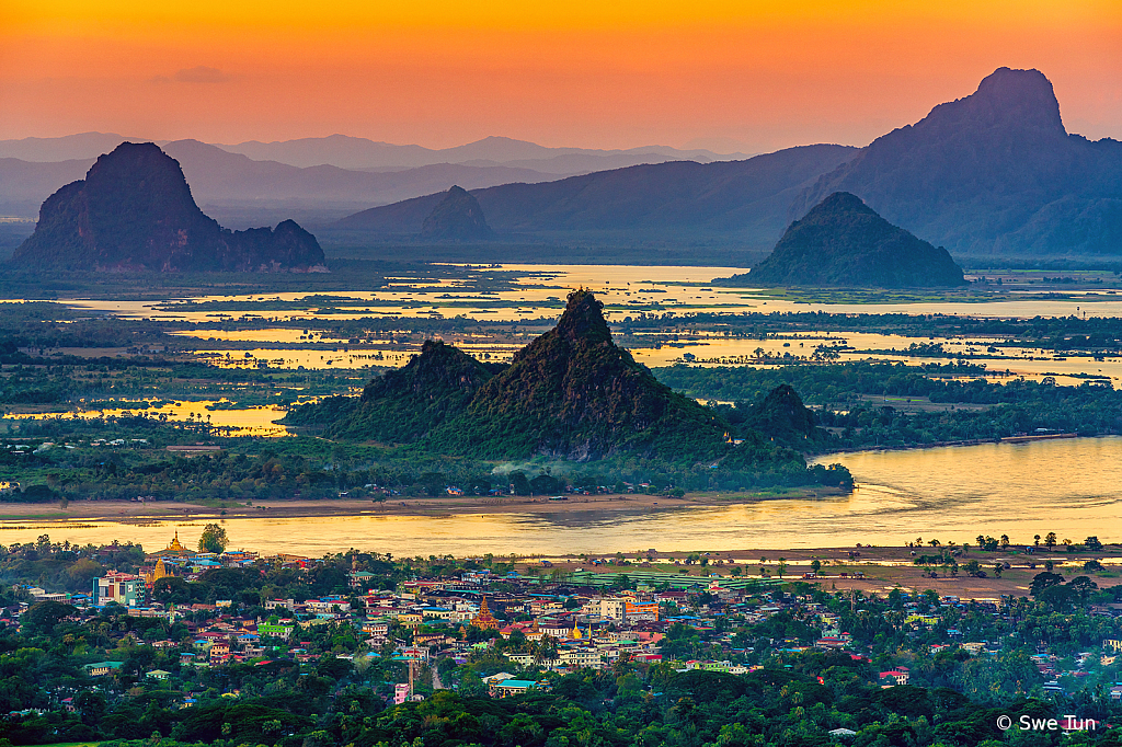 Hpa-an over view