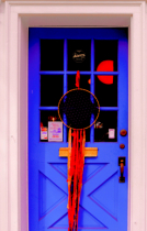 Behind The Blue Door & Red Light Of Northport