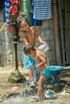 Joyful waterplay, Bailuag