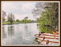River Avon, in Stratford, England