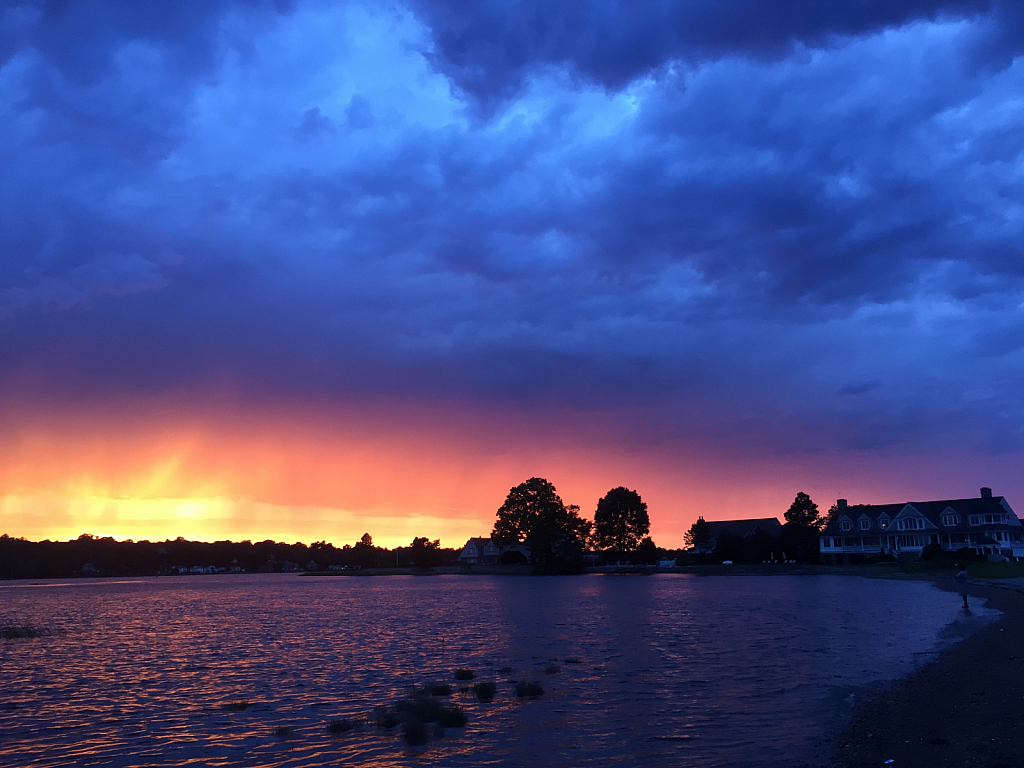 Stormy Sunsets