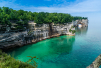 Grand Portal Point - Pictured Rocks