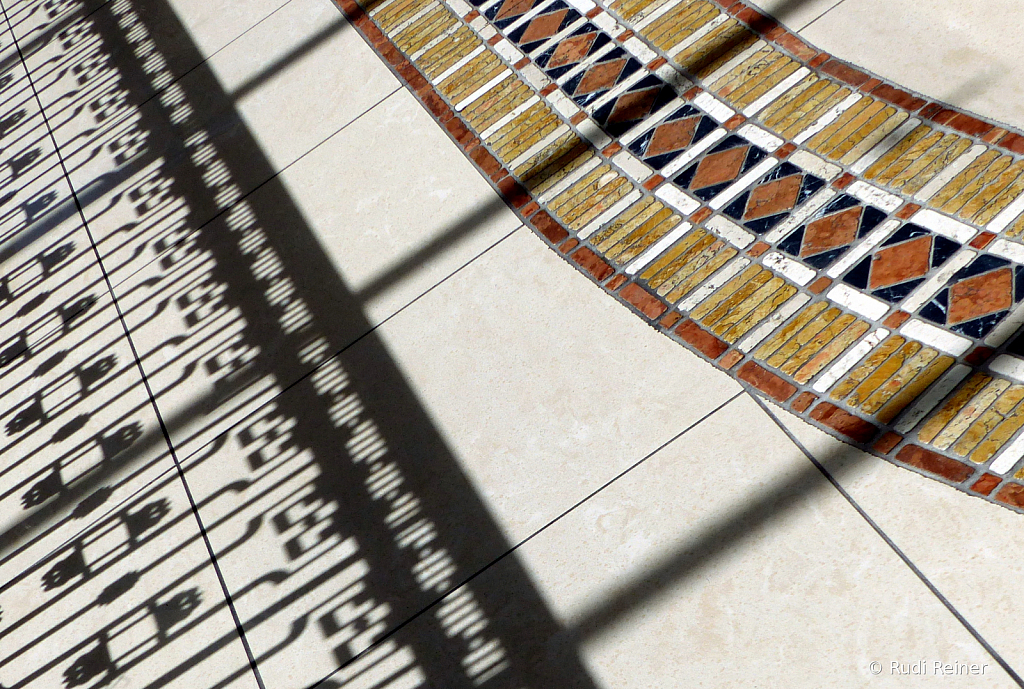 Tiles and shadows