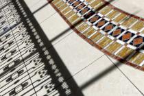 Tiles and shadows