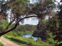 Shellrock River From Fallspark Drive