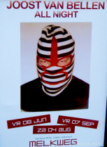 The Masked Man From Holland ..