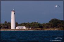 Fort Desota Lighthouse . . .