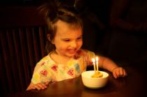 the joy of turning 2