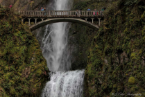 Multnohma Falls #1