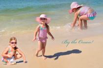 Molly grandchildren & Ocean
