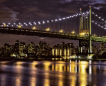 RFK Bridge at Night