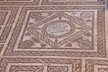 Ground mosaic.