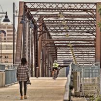 Hayes St Bridge - San Antonio