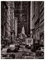 Boston Icon