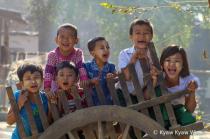 Hello Kids of Asia