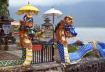 Dragons in Bali