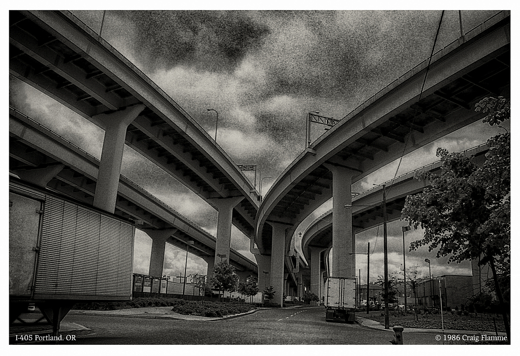 I-405 Portland, OR