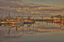 Newport Harbor Bridge